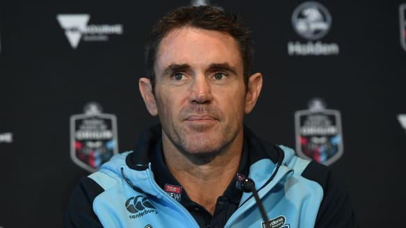'I'm just going to wing it!': Fittler reveals bold plan for Origin II