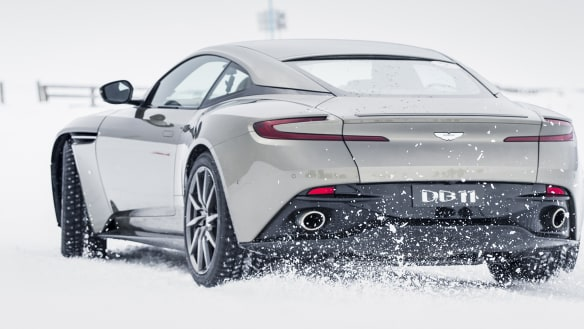 Have your own 007 drive experience with Aston Martin
