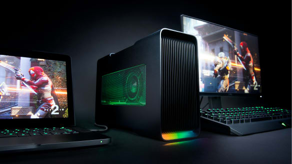Razer Core V2 review: give your laptop desktop-class graphics, at a cost