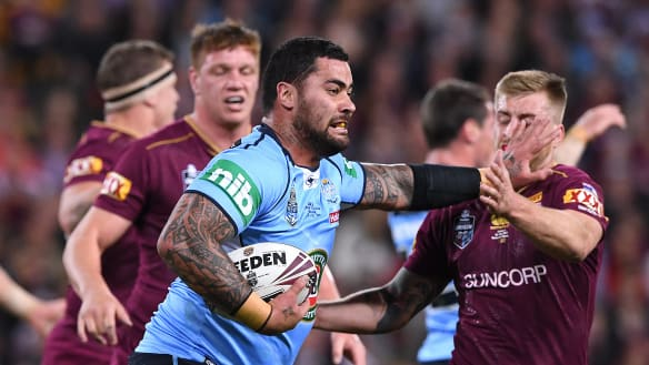 Should Brad Fittler pick Fifita for NSW? Absolutely