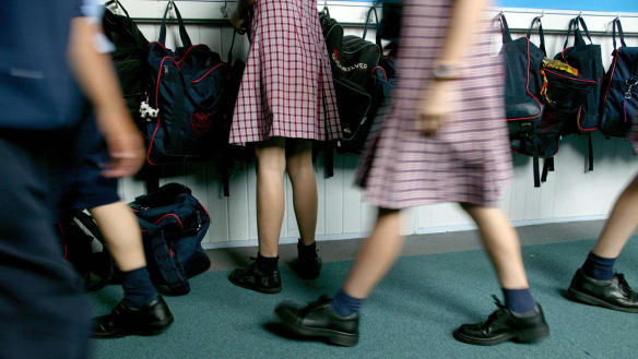 Cash splash for Victorian schools, including one with a long drop toilet