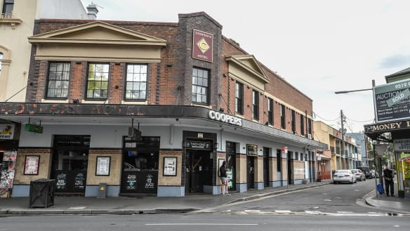 Manager of Sydney pub fired for 'joking' about violence against women