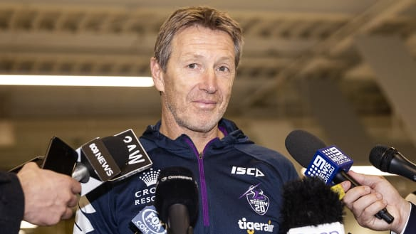 Storm take a swipe at Broncos' treatment of Bennett