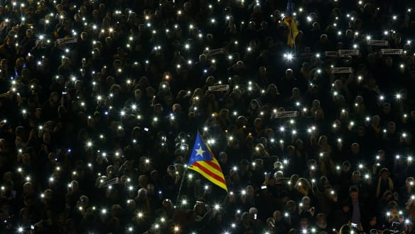 Anger from Catalonia as Spain threatens direct rule on language