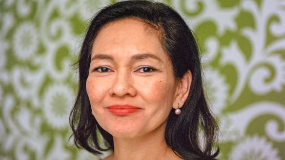 Duterte's latest female target sees history repeating itself