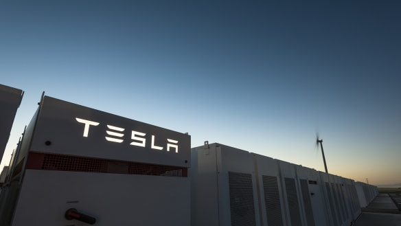 Victoria to turn to Tesla battery power in time for next summer