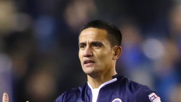 I don't need game time at Millwall to reach World Cup: Tim Cahill