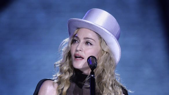 Madonna enrages Beyonce fans with cheeky Instagram snap