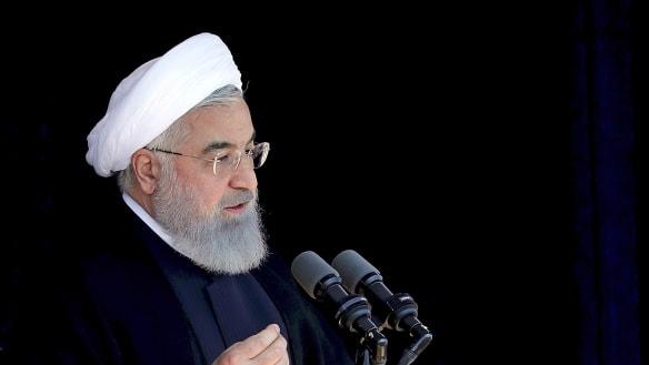 Iran's Rouhani warns Trump 'war with Iran mother of all wars'