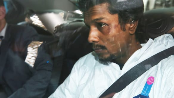 'I will destroy this plane': Court told of the terror on Flight MH128