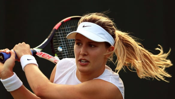 USTA found mostly liable for Bouchard fall