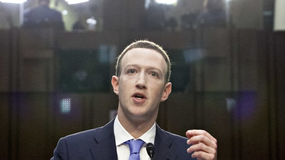Wall Street's worried as new rules loom for tech giants like Facebook