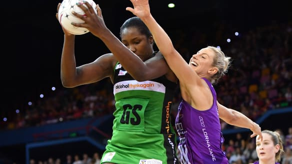 Firebirds stun top-of-the-table Fever with first home game loss