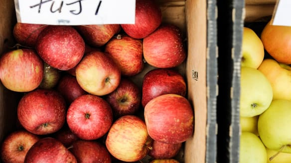 Farmers markets have already solved the packaging crisis
