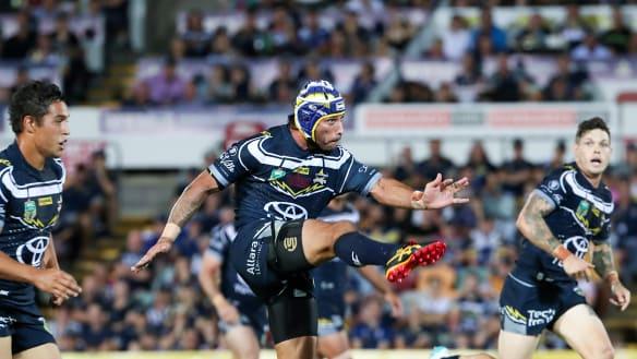 Stuart hopes Thurston gets the Cowboys off his back