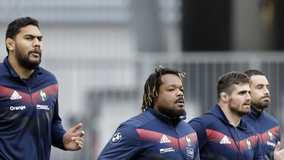 France look for Six Nations redemption in Marseille