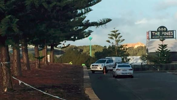Two officers involved in Mandurah shooting 'holding it together'