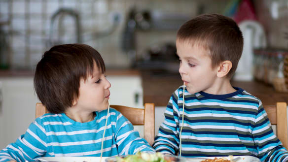 5 steps to improve kids' eating patterns