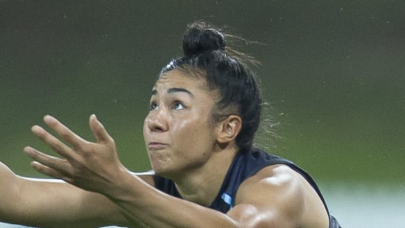 Blues sign up AFLW marquees Davey, Vescio