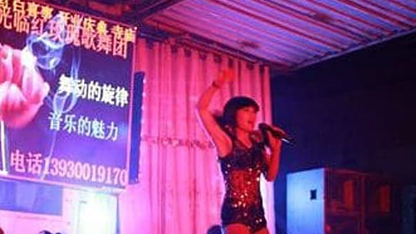 China's funeral strippers facing crackdown on 'vulgar performances'