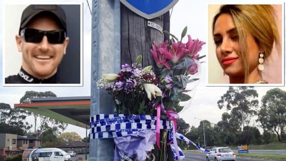 Teens charged over alleged fatal hit that killed young married couple
