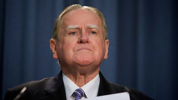 Fred Nile's bid to become a state senator knocked back