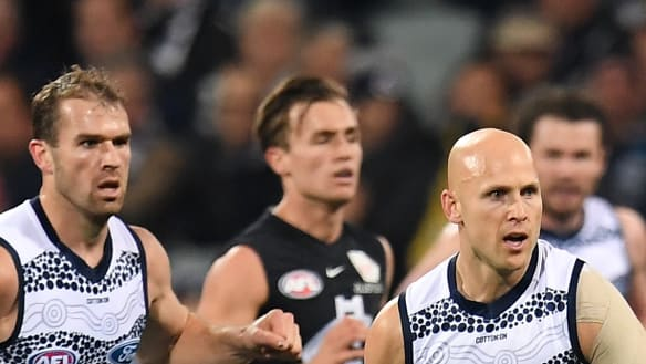 It's not easy adjusting to a less prominent role: Ablett