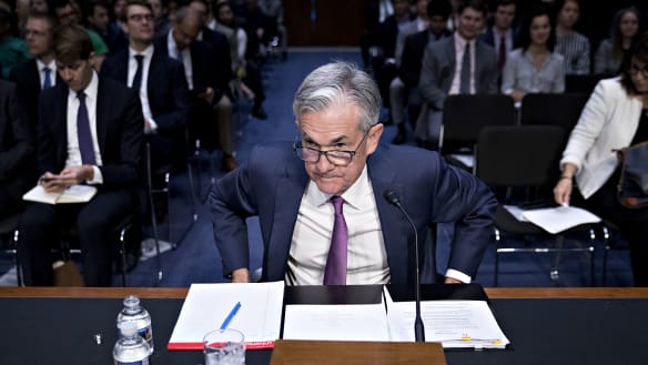 With two words US Fed chair has put the world on alert