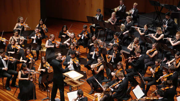 Australian Youth Orchestra review: attention to detail pays off
