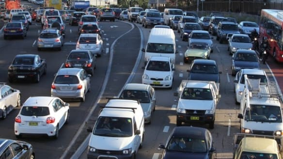'Motorway madness' named main threat to Sydney residents