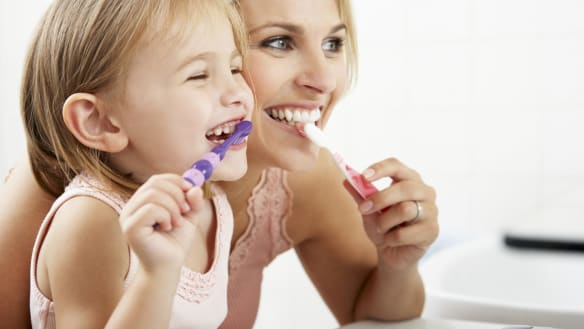 Why you shouldn't brush your teeth after breakfast