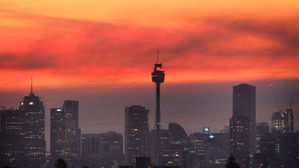 Rising air pollution in Sydney a threat to more lives