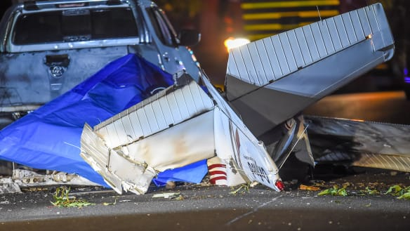Plane engine replaced just before fatal Mordialloc crash