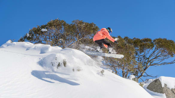 'Looking brilliant': Ideal weather hits alpine resorts