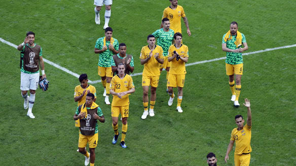 'This is just the start': Socceroos set their benchmark for World Cup