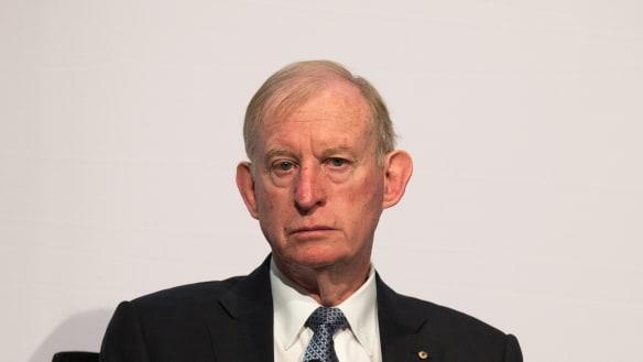 Board renewal top priority as David Murray starts as AMP chairman