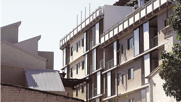How Sydney's building boom bypassed affordable housing