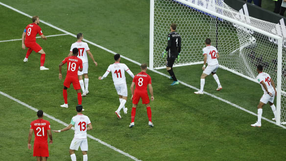 Captain fantastic Kane hails 'massive' England win