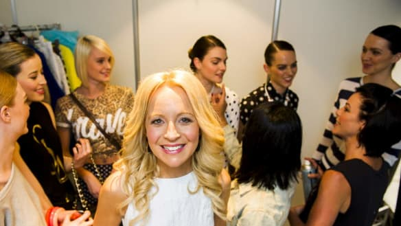 Carrie Bickmore reveals she is pregnant with her third child