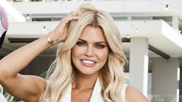 Filming underway for Sophie Monk's new TV show