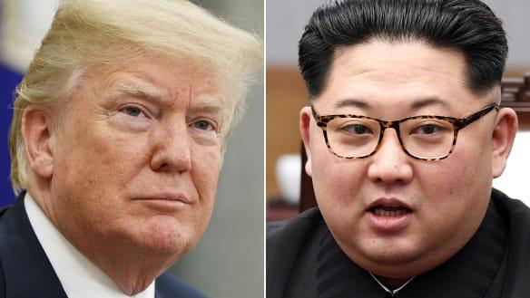 US officials cross into North Korea for summit preparation