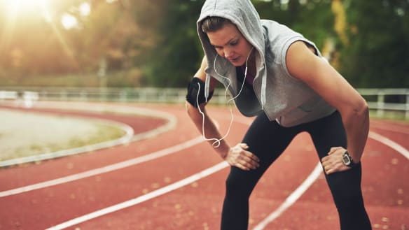 Just running isn't enough if you want to be stronger and fitter