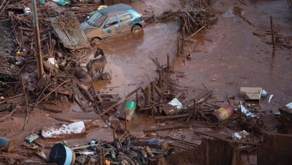 Investors sue BHP over Samarco tailings dam disaster