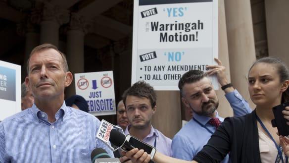 Tony Abbott off the mark in arguing against immigration