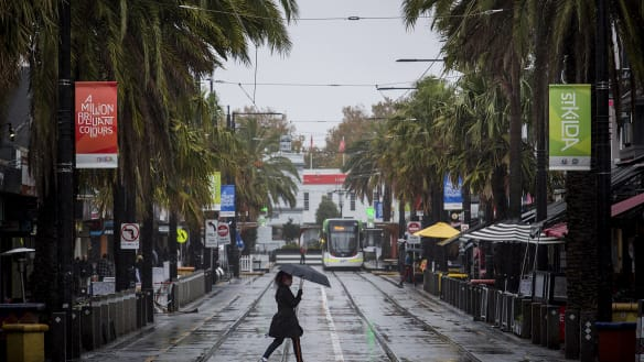 St Kilda: 'I am embarrassed about my neighbourhood'