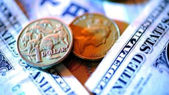 'Underperformer': Australian dollar drops below US74c
