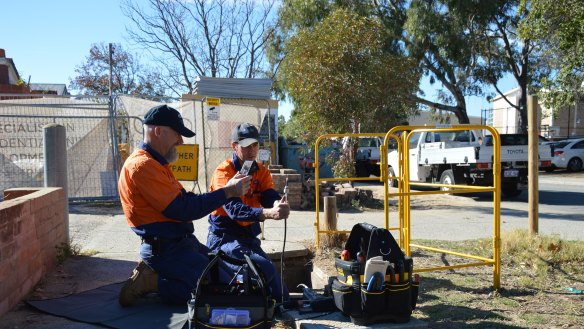 On the road with the NBN as Australia gets ready to connect
