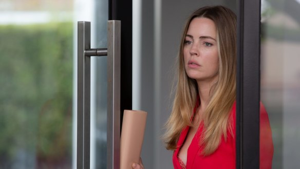 Melissa George is part of the superb cast in <i>Bad Mothers</I>