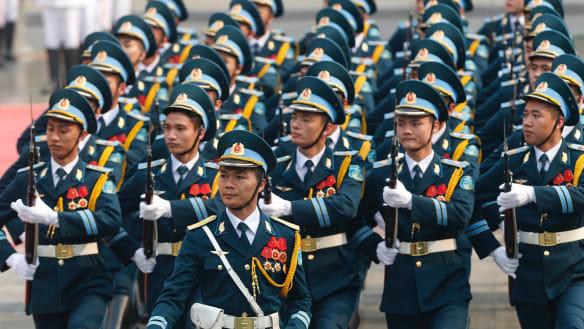 Vietnam finally puts six human rights activists on trial