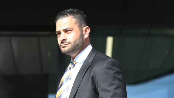 Ali Fahour spared conviction over footy punch, will give charity $5000
